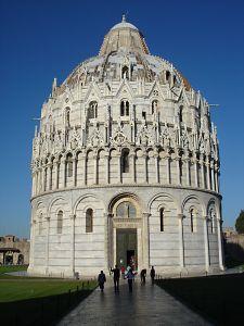 Italien - bedeutende Bauwerke